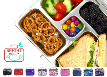 NEW Healthy School Lunch Delivery Service!. Includes 6 Organic, non-GMO Kid-friendly Lunches Delivered to Your Home For Just $29 (Value $85)! Includes Insulated Carrying Bag, Ice Pack, and Lunch Box Magnets! May Purchase One Per Child