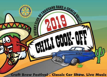 43rd Annual Chili Cook-Off & Craft Brew Festival. Plus Classic Car Show, Live Music, Kids Fun Zone and More! Sunday, May 5th from 12-5. Unlimited Chili Tastings and Kids Zone INCLUDED! Limited number of VIP tickets available!