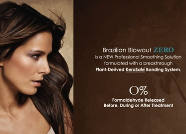 99 For New Formaldehyde Free Brazilian Blowout Zero At Cleo Hair