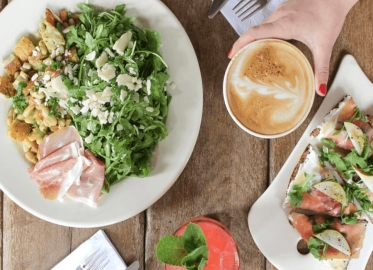 Le Pain Quotidien! Toscanova!  Fresh Bros.! Date Night at The Commons in Calabasas! Get 3-Course Dinner For Two, Two Movie Tickets, and See's Candy For Just $67! May Purchase Multiple Certificates!
