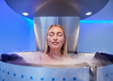 Cryotherapy and/or Cryo Facial and Normatec Sessions or Theragun Massage Session at BR CRYO! Cool Deals Starting at Just $10!