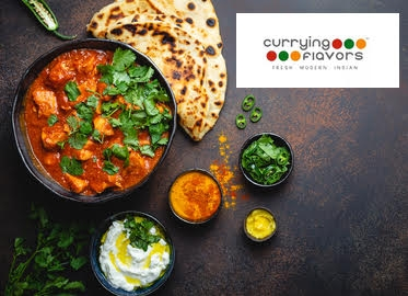 TAKE-OUT at Currying Flavors in Agoura Hills! Get $20 Worth of  Delicious Indian Cuisine, Drinks, Desserts and Pinkberry Yogurt For Just $10!