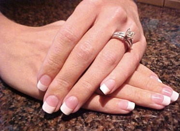 15 For A Full Set Of Acrylic Nails Or Fills At By Helen