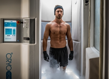 Cryotherapy at Synergy Ice Cryotherapy! One Session For $26 or Three Sessions For $69. State-of-the-Art Equipment! (Value $65-$150)