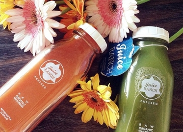 Juice Ranch To Go! Get $10 Worth of Organic Juices, Healthy Food or Smoothies For $5 or Three or Five Day Rebooter or Caveman Cleanse! NOW is The Time To Give Your Immune System a Boost!