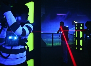 Laser Tag at The Stadium in Westlake Village! Get 2 Awesome Games of Laser Tag For Just $10 (Value $20). May Purchase up to 6 Certificates Per Person. Rated 4.5 Stars on Yelp!