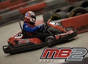 MB2 Raceway in Thousand Oaks! Get 9 Junior Lap or 14 Adult Lap Races for $14, Three 9 Lap Junior Races or Three 14 Lap Adult Races for $39 or a 1-Year VIP Pass for $51!