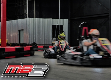 MB2 Raceway in Thousand Oaks! Get 9 Junior Lap or 14 Adult Lap Races for $12! May Purchase Multiple Certificates! Great Thanksgiving and Winter Break Activity!
