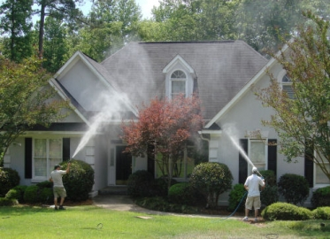Home Power Washing With A Plus Total Cleaning Starting at $89