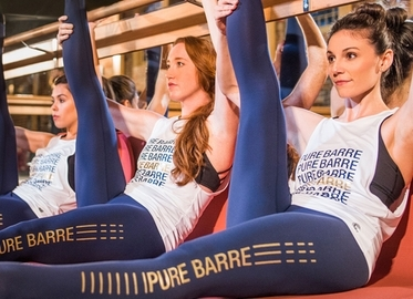 Pure Barre Westlake Village! Get 5 Classes for $45, 8 Classes for $65, 12 Classes for $95! Open 7 Days a Week! Give the Gift of Fitness! (Value $125-$269)