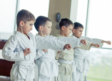 Karate Including Uniform! 4 Weeks of UNLIMITED Martial Arts Classes at Respect Martial Arts. Classes for Everyone in Your Family at Landmark 5-Star Rated Studio!