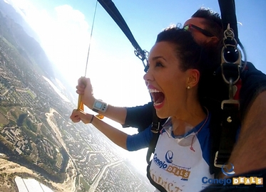 Tandem Skydiving by Skydive Coastal California  Includes Instruction