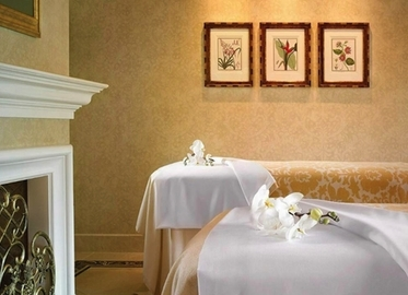 The Spa at Four Seasons Hotel Westlake Village! Tranquility Massage or Custom Organic Facial PLUS Shampoo and Blow Dry or Men's Cut at New Four Seasons Salon! (Value $230.) Includes Sparkling Wine or Smoothie!
