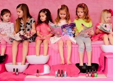 Mobile Spa Party at Your Home for 6 or 8 Kids With Spoiled Rotten Events  Starting 2f11c7b88