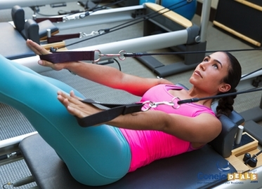 Pilates, Cycle, Yoga, and Rowing Classes at SPN Pilates in Agoura/Calabasas. Get 4 Classes for $20 or 8 Classes for $39. May Purchase up to Two Certificates-16 Classes! Great Holiday Gift!