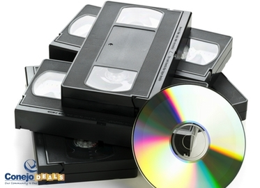 $29 for 4 Home Video to DVD Transfers or $55 For 8 Transfers by The Studio Infinite Media Possibilities! Makes Great Gift!