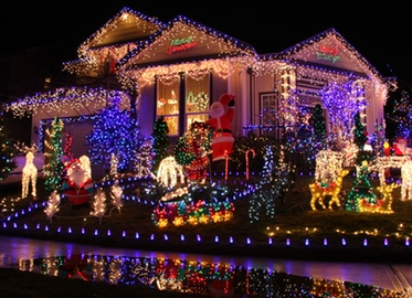 Christmas Light Installation and Removal by Rakzo Builders. Limited Supply Available. (Value $550-$850)