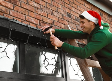 Christmas Light Installation and Removal by Christmas Lights by Infinity. Limited Supply Available. (Value $400-$1200)