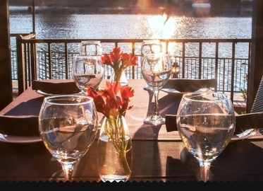 Zin Bistro Americana on Westlake Lake! $64 for $100 Worth of Dinner and Drinks or $32 for $50 Worth of Dinner and Drinks. May Purchase Multiple Certificates!