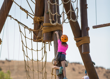 Gan Alonim Day Camp! 3 or 5 Full Days of Camp on 2700 Acres in Simi With Horseback Riding, Sports, Ropes Course, Swimming, Music, and Art! May Purchase 2 Certificates For Each Camper