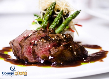 Zin Bistro Gourmet Dinner on the Lake For Two for $79! Includes Wine, Appetizer, Soup or Salad, Entree, and Dessert!