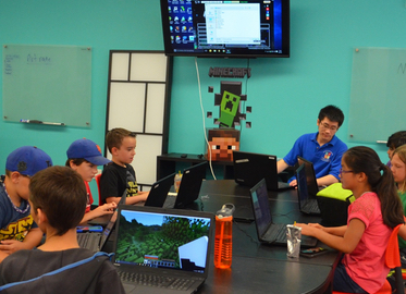 Computer Classes or Math Competition Prep or Math Tutoring at Sandbox Computers for Kids in Thousand Oaks and Simi Valley! May Computer Classes Include Game Programming, Digital Art, and Robotics. (Value $171-$299)