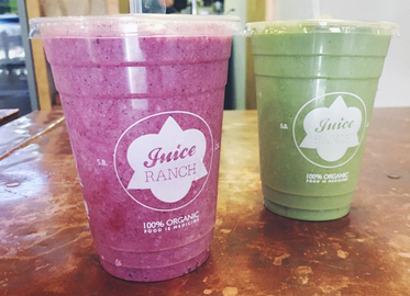 Juice Ranch! Get $10 Worth of Organic Juices, Healthy Food, or Smoothies For $5 or a Three or Five Day Rebooter or Caveman Cleanse!