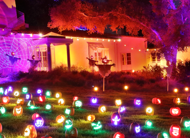Nights Of The Jack at King Gillette Ranch in Calabasas! Thousands Of Hand Carved and Illuminated Jack O'Lanterns With Admission Starting at Just $18! (Retail $30)