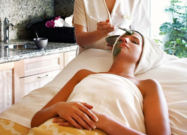 The Spa at Four Seasons Westlake Village! Tranquility Massage or Custom Organic Facial PLUS Pedicure OR Shampoo and Blow Dry OR Men's Cut at Salon! (Value $245) Includes Sparkling Wine or Smoothie!