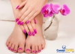 Manicure, Pedicure, Gel, or Mani/Pedi Combo With Professional Manicurist Lisa Huntsinger at Salon Santori in Westlake. (Value $25-$70)